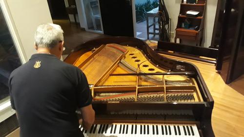 oferta afinador de pianos. afinación y reparación cap y gba