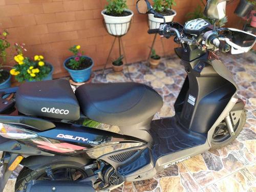 oferta agility naked  125 modelo 2016