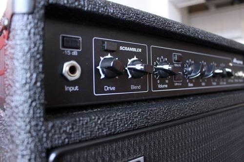 oferta!!! amplificador para bajo ampeg ba112v2 75w
