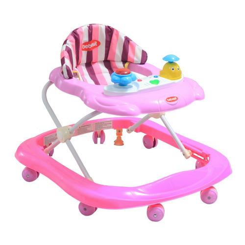 oferta! andador musical bebesit moby colores envio gratis!