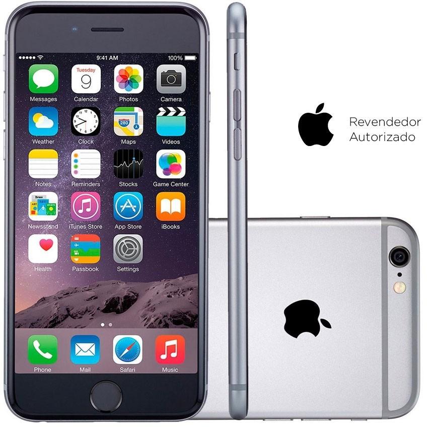 168bfe99f49 oferta apple iphone 6 16gb com garantia 1 chip ios sem juros. Carregando  zoom.