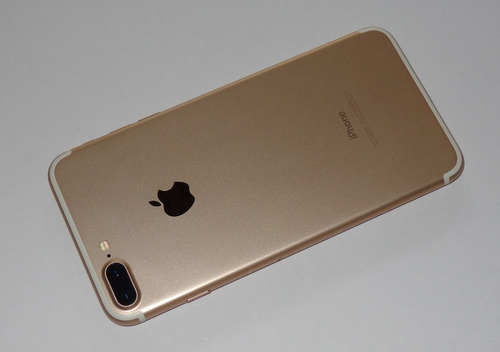 oferta! apple iphone 7 plus de 32gb dorado libre todo sim!