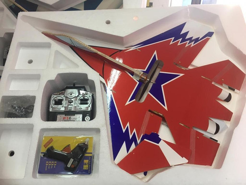 oferta avion control remoto rc su-27 envio gratis