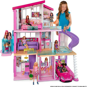 Oferta Barbie Casa De Los Sueños Dreamhouse De Mattel