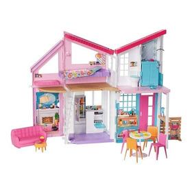 Oferta Barbie Casa Malibu Original Y Nueva De Mattel