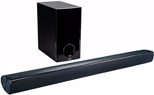 oferta barra de sonido home teather lg sound bar de paquete
