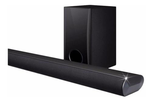 oferta barra de sonido home teather lg sound bar de paquete