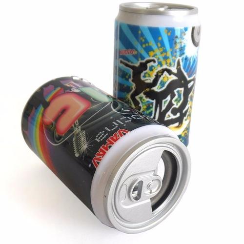 oferta bocina portátil lata usb, micro sd, aux