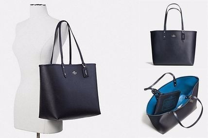 Reversible Tote In Coach Coated OfertaBolsa Canvas City 7yvIfgYb6