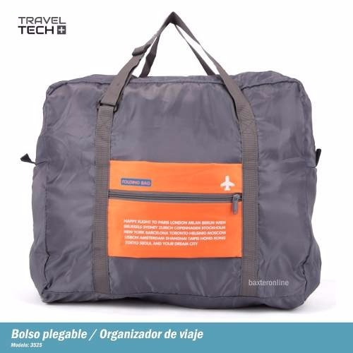 oferta! bolso plegable impermeable - viaje, compra, deporte