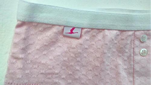 oferta!!! bombacha nena 100% algodón mil grullas underwear