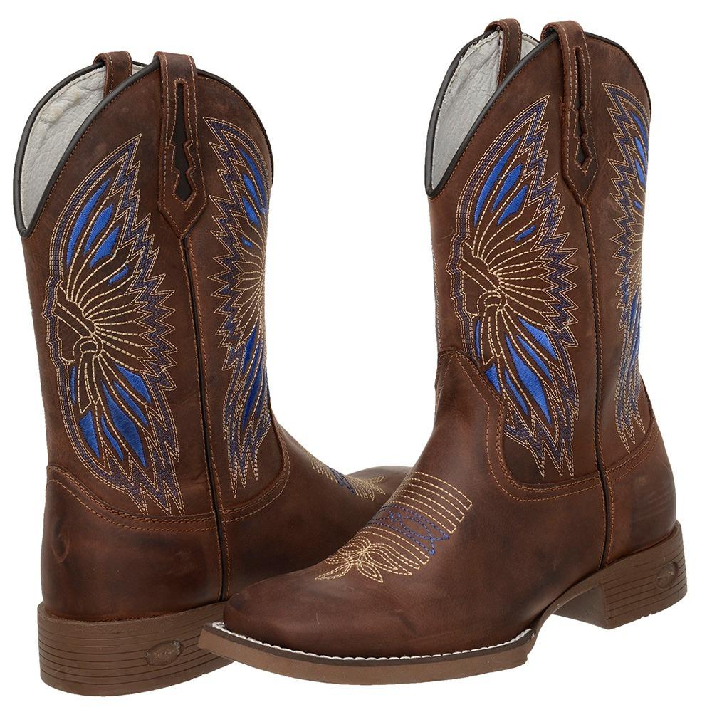 oferta bota country masculina texana rodeio barato mmlf. Carregando zoom. 3e764086239
