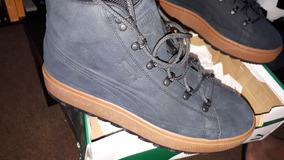 a09d8f4aea0 ¡oferta!. Botas Puma The Ren Boot Nbk,gamuza Negro, Talla 31