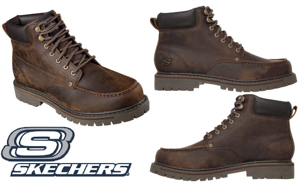 6f5939477e8 Oferta Botas Skechers Bruiser 100% Originales -   1