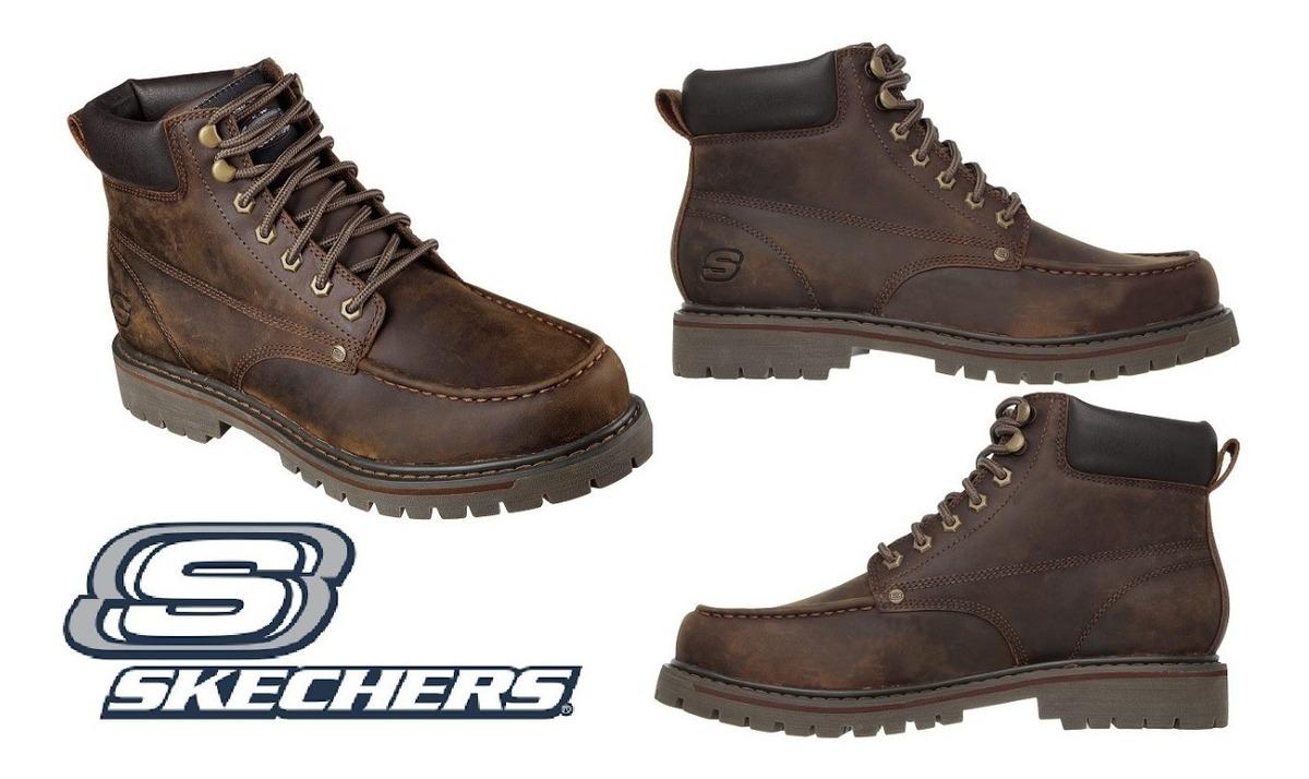 Oferta Botas Skechers Bruiser 100% Originales