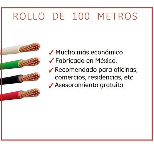 oferta: caja calibre 10 + caja calibre 12 cada una de 100m