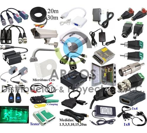 oferta! cámara domo full hd 1080p 20m plástico hikvision