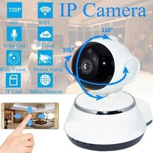 oferta camara seguridad ip hd720 audio2vias wireless wifi