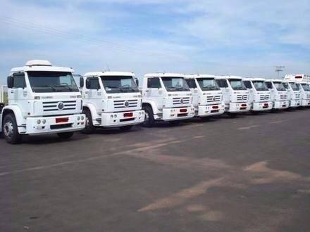 oferta caminhões vw 18310 2003 a 2006 sem entrada com serviç