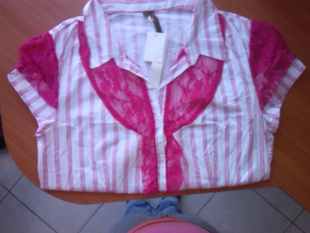 Oferta. Camisa De Vestir Para Dama - Bs. 400.000,00 en Mercado Libre