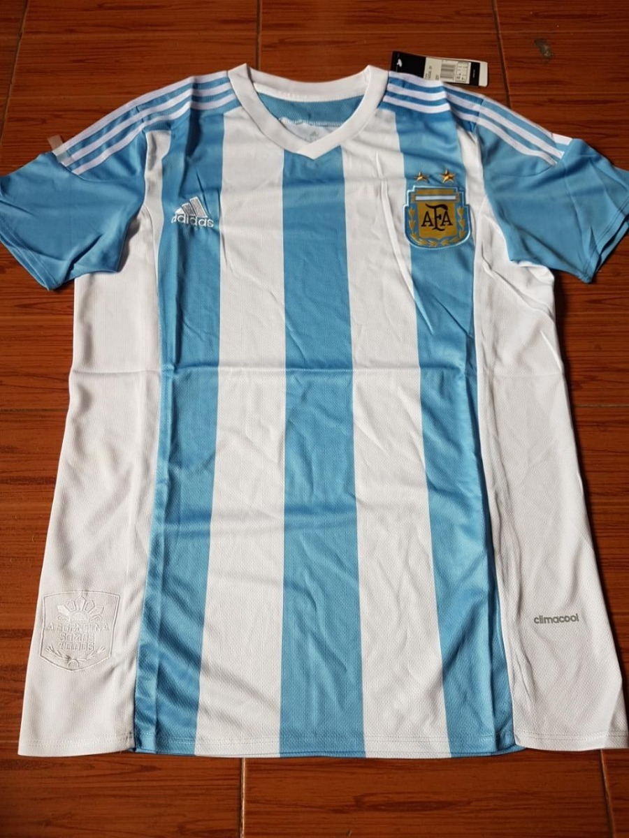 d3072b2498 Oferta! Camiseta Argentina 2015 -   849