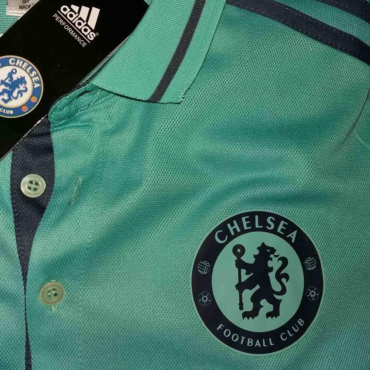 5ee1b95c8c oferta camiseta tipo polo chelsea champions envío gratis. Cargando zoom.