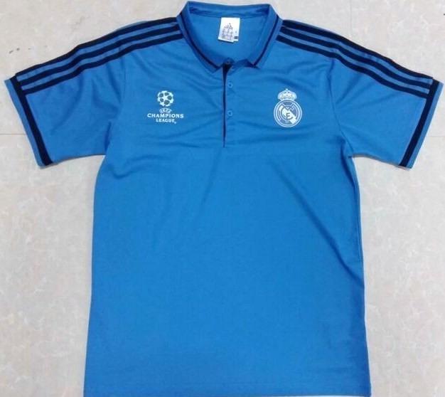 0e8727d47483c Oferta Camiseta Tipo Polo Real Madrid Champions Envío Gratis ...
