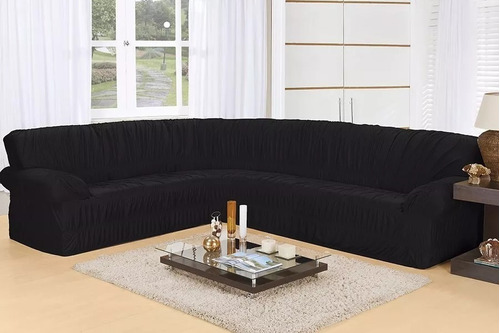 oferta capa protetora sofá de canto 5,2 metros frete gratis