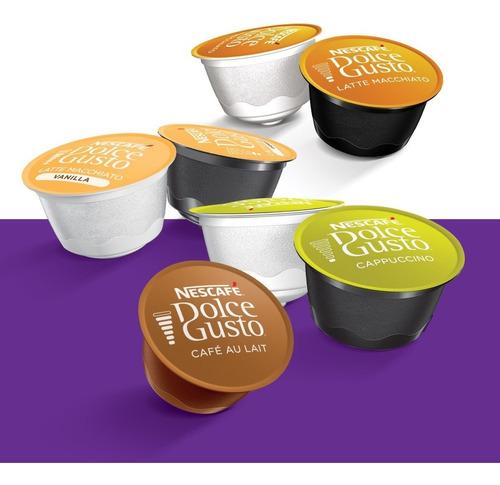 oferta! cápsulas dolce gusto pack degustación promo única!