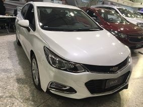 oferta car one s.a ! chevrolet cruze 5p 1.4 t ltz at 2017