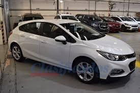 oferta car one s.a ! chevrolet cruze 5p lt mt 2018 en stock