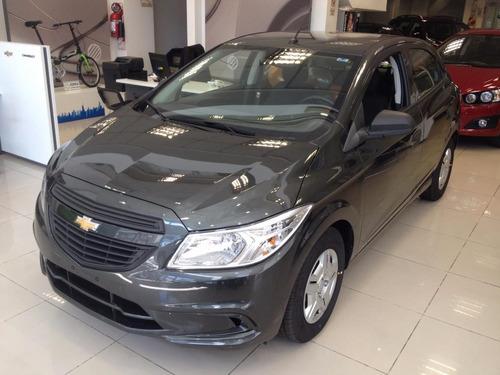 oferta car one s.a ! chevrolet onix ls joy + plus mt 2018