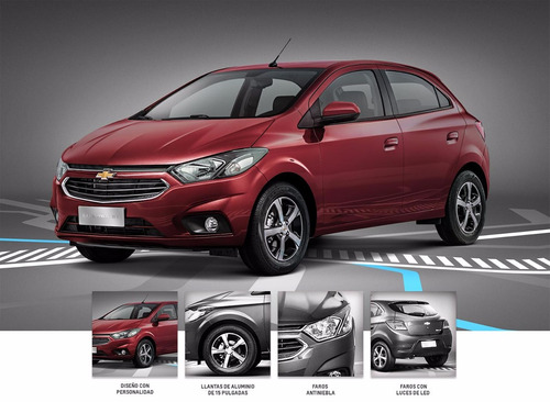 oferta car one s.a! chevrolet onix ltz automatico 2019 stock