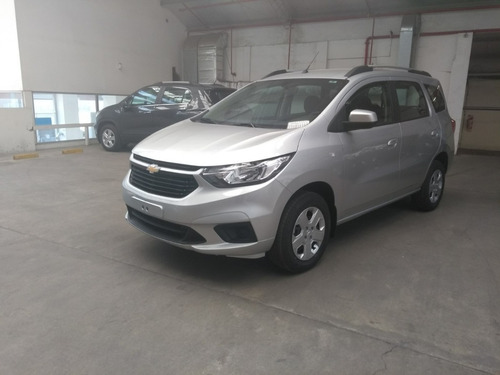 oferta car one s.a! chevrolet spin lt 1.8 n 5 as 2019