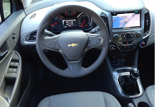 oferta car one s.a ! nuevo chevrolet cruze 4p  ltz 1.4t at