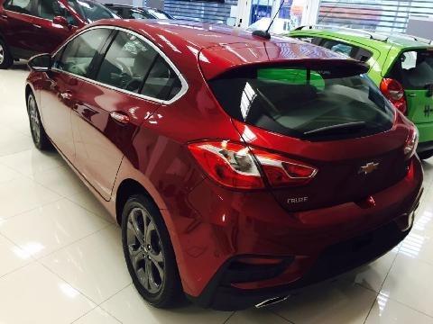 oferta car one s.a ! nuevo chevrolet cruze 5p ltz 1.4 turbo