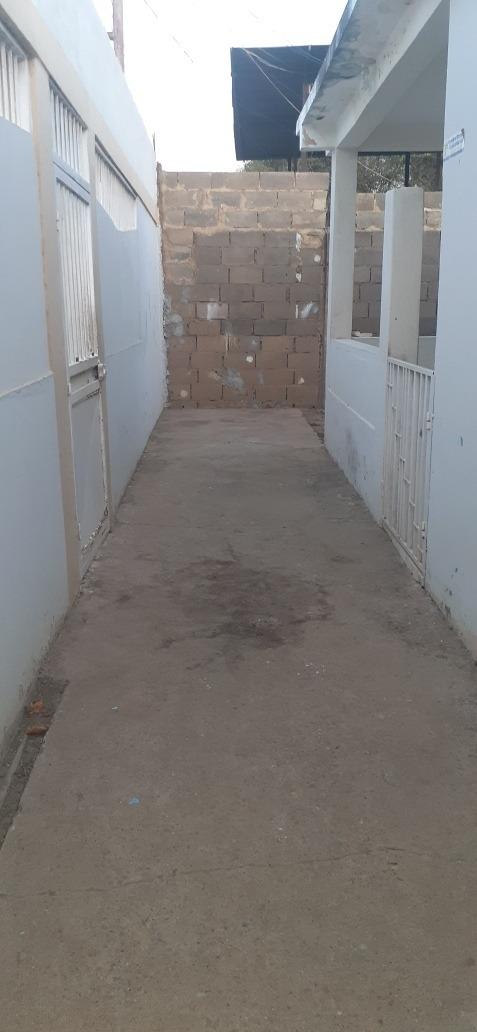 ¡oferta! casa 2 habitaciones, 2 baños, techo platabanda