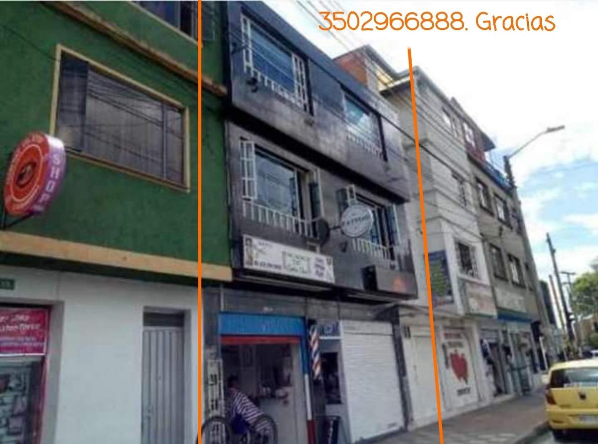 oferta!!!  casa comercial barrio restrepo con 3 locales