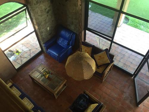 oferta, casa de fin de semana en yautepec