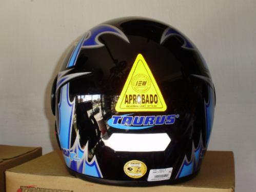 oferta casco taurus (brasil) targa aprobado