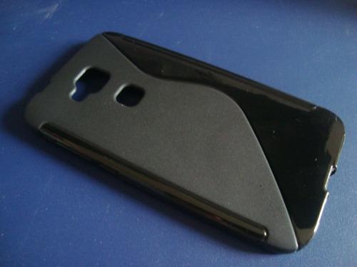 oferta case protector negro huawei gx8