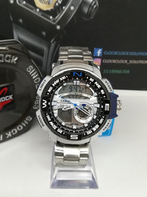 740c23858b61 Relojes Casio Doble Hora - Relojes Casio para Hombre en Mercado Libre  Colombia