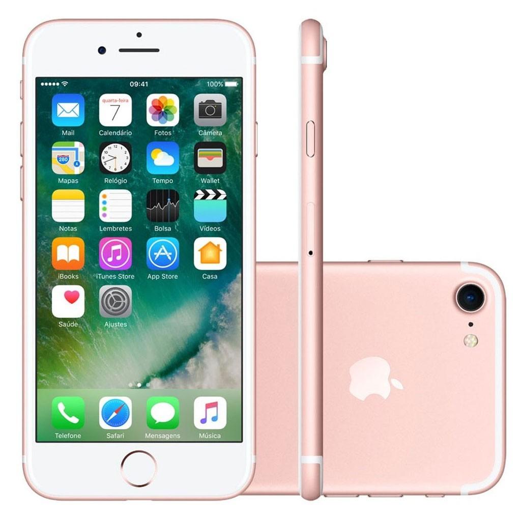 7fc0dbac9c2 oferta celular iphone 7 128gb apple 1 chip 4g 12x sem juros. Carregando  zoom.