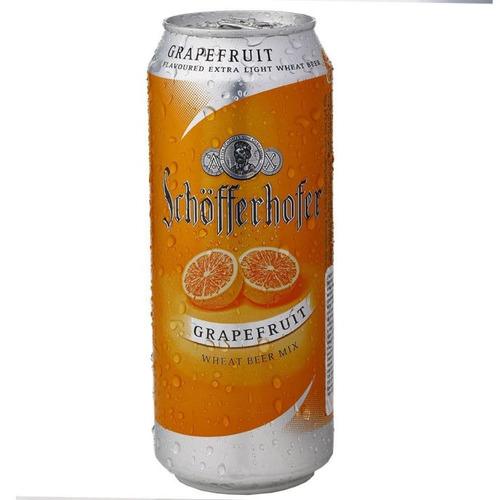 oferta cerveza alemana schöfferhofer