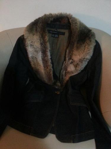 oferta chaqueta  de dama zara (el cuello quita y pon)