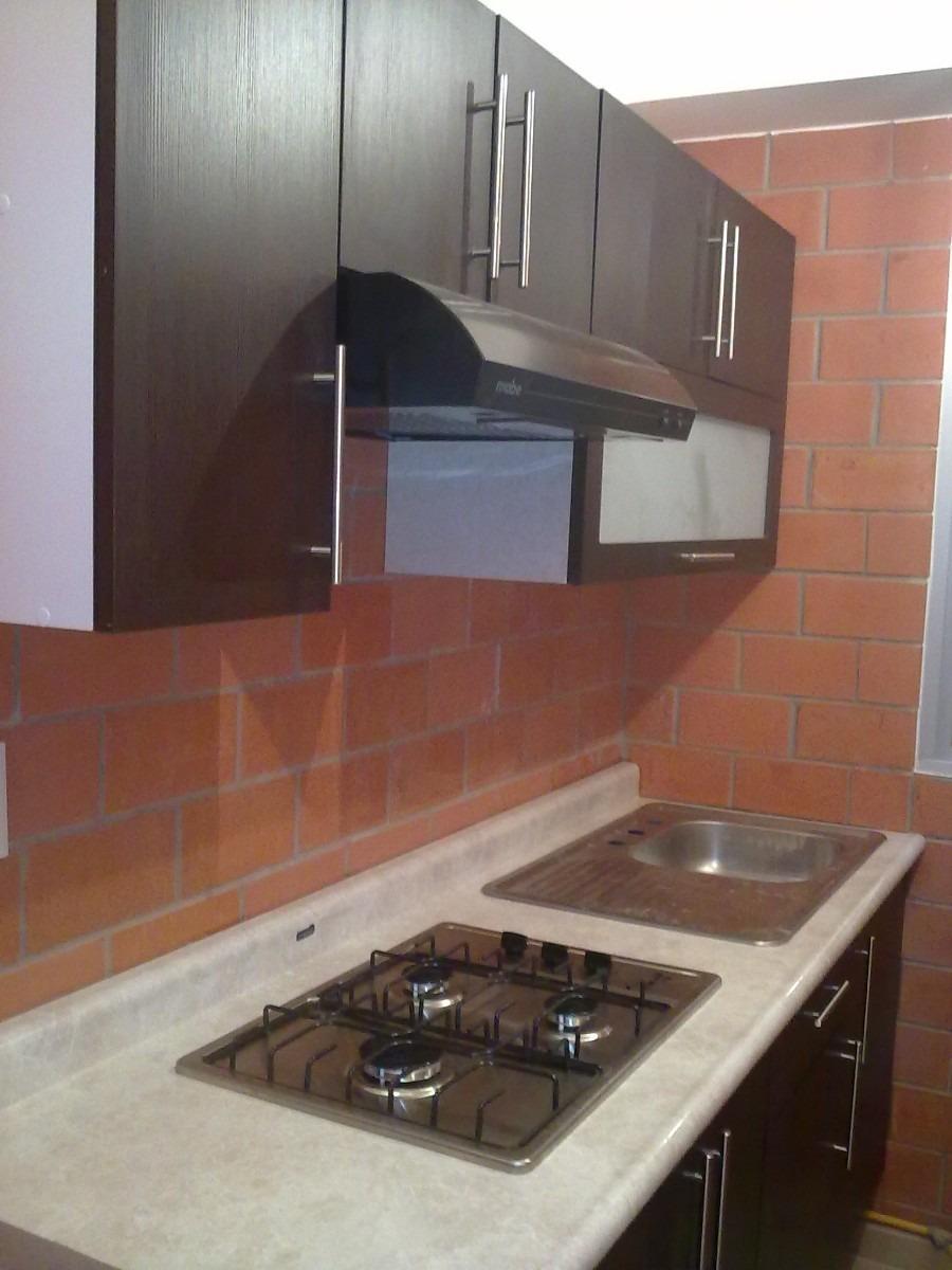 Modelo de muebles de cocina modelo turn rechapado nogal for Cocinas puntocom