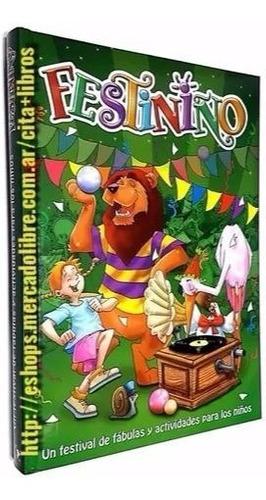 oferta: colección cuentos infantiles festiniño - 3 tomos