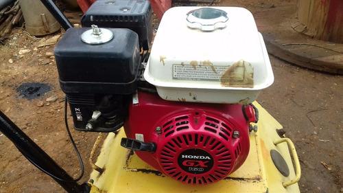 oferta compactadora domosa-80 kg motor honda 5,5 hp usada