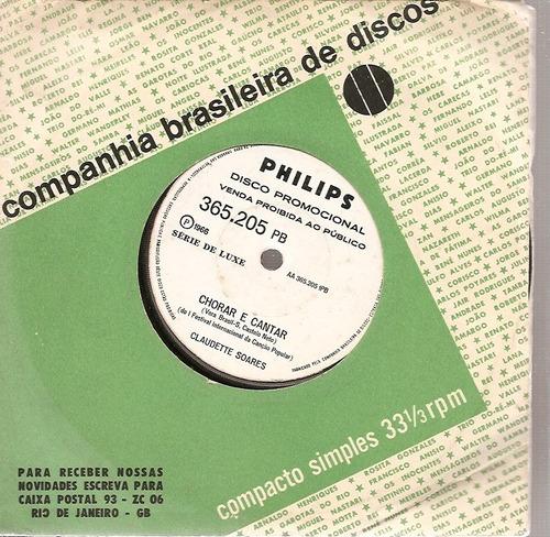 oferta - compactos - claudette soares