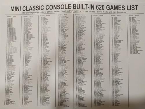 oferta consola family game +de 600 juegos regalo pagani shop